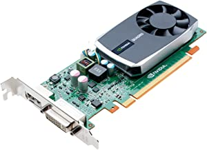 New PNY VCQ600-PB Quadro 600 Graphic Card 1 GB GDDR3 SDRAM Displayport Dual Link DVI Supported
