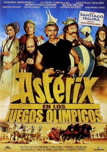 Astérix En Los Juegos Olímpicos DVD