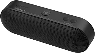 Promate Bluetooth Speaker, Portable Wireless Speaker with Mic, 6W HD Sound Quality, 3H Playtime, FM Radio, 3.5mm Audio Jac...