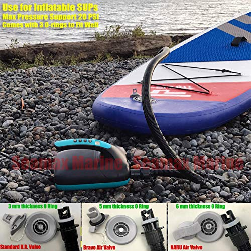 Seamax Elektropumpe SUP20D - 5