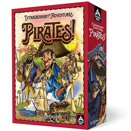 Mr. B Games MBGB1400 Extraordinary Adventures: Pirates