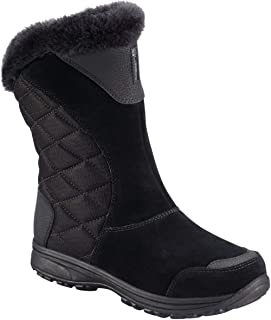womens snow boots with cleats