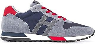 Luxury Fashion | Hogan Men HXM3830AN51N4X50CI Grey Rubber Sneakers | Spring-summer 20