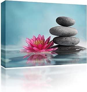 Onsia Sound Art- Waterlily, Zen Stones