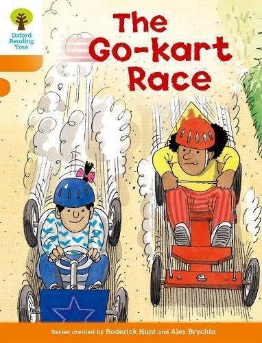 The Go-Kart Race (Oxford Reading Tree)の詳細を見る