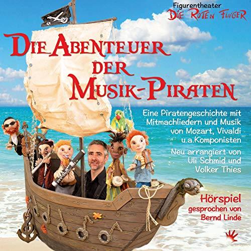 Die Abenteuer der Musik-Piraten Titelbild