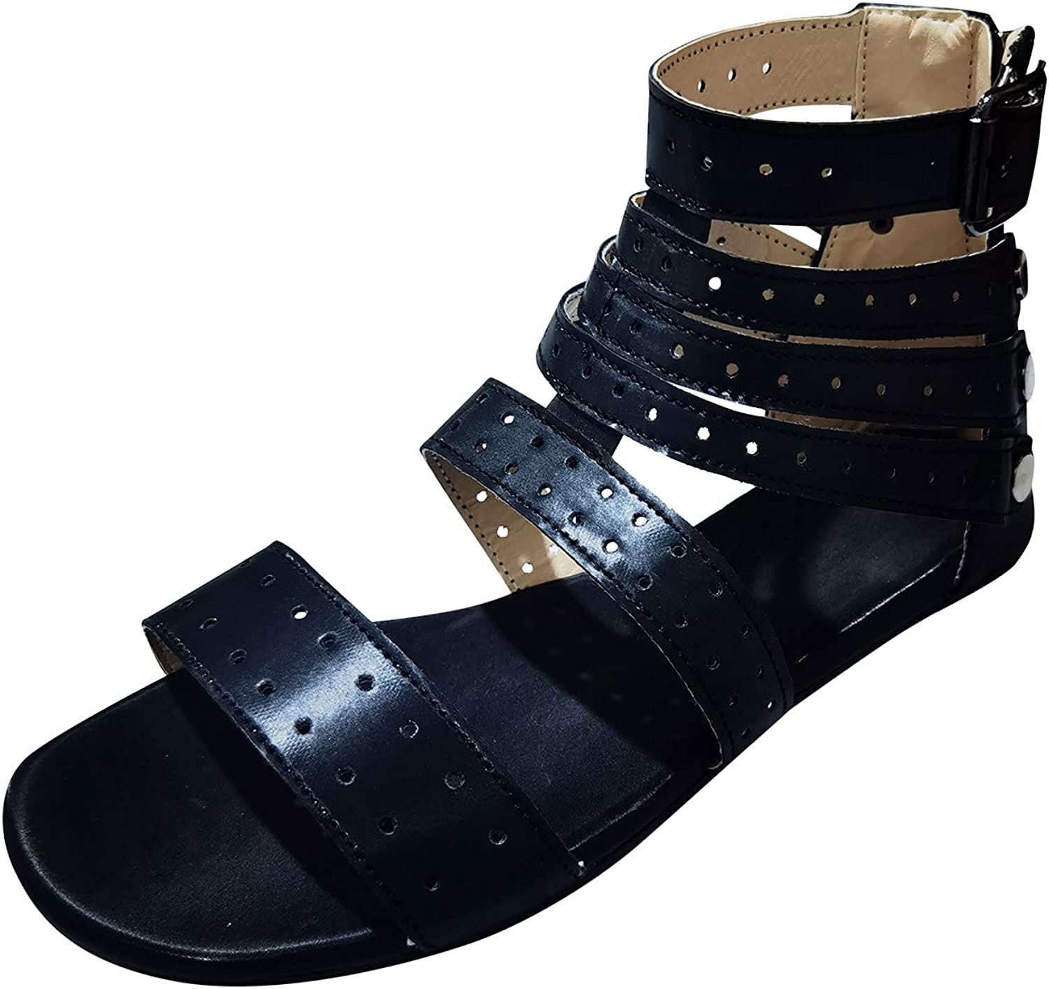 USYFAKGH Dress Sandals For Women Fashion Women's Casual Shoes Br