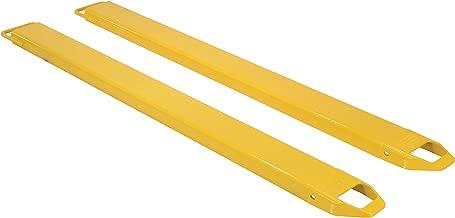 Vestil FE-5-72 Steel Fork Extensions, Accommodates 5