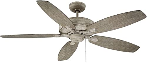 """discount Savoy House 52-5095-545-45 Kentwood 5 Blade online sale outlet sale Ceiling Fan (52"""" W x 13""""H) outlet online sale"""