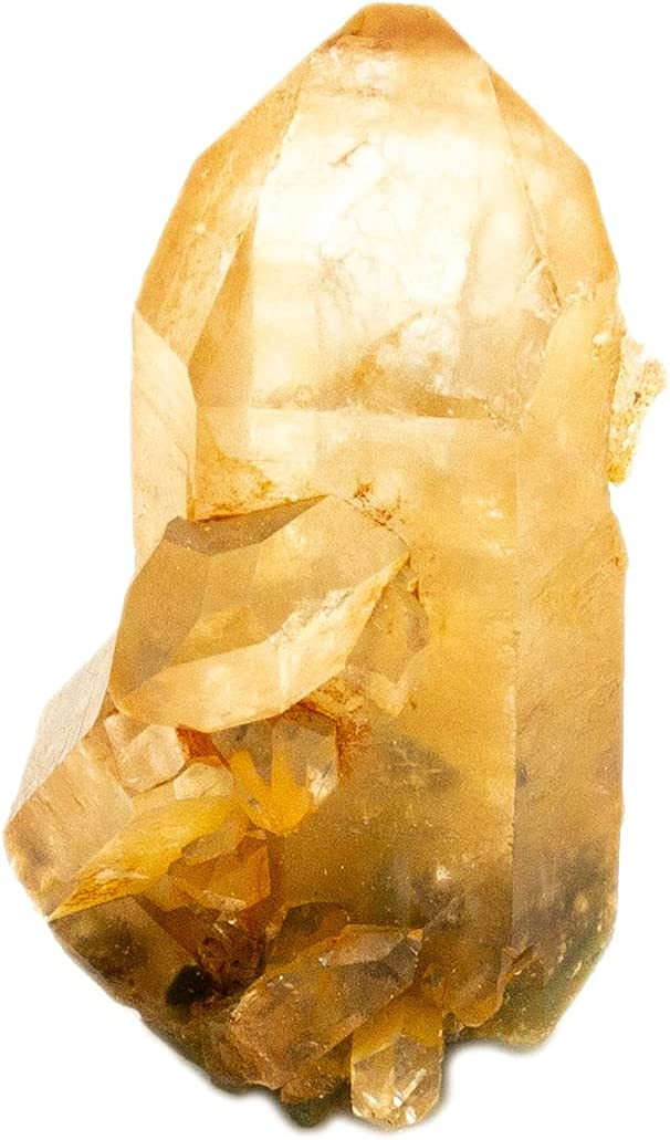 Golden Healer Lemurian Max 89% OFF Crystal free shipping Seed