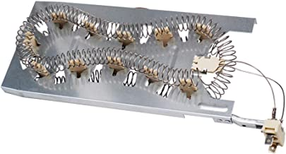 3387747 Dryer Heating Element for Kenmore/Whirlpool/Maytag/KitchenAid/Amana/Inglis Replaces WP3387747 8527865 PS344597 AP6008281 AP2947033