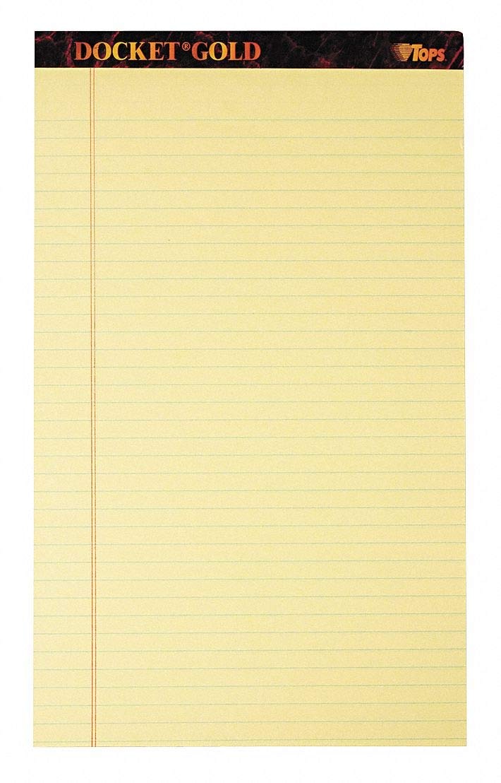 Tops Perforated Pad Easy-to-use 8-1 2 x 14 in 12 pkg. shopping of
