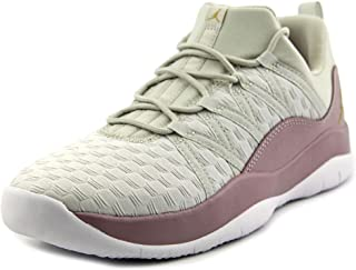 Jordan Deca Fly Premium Youth US 7 White Basketball Shoe