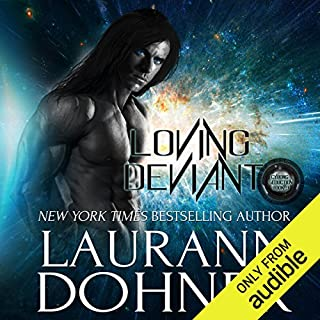 Loving Deviant audiobook cover art