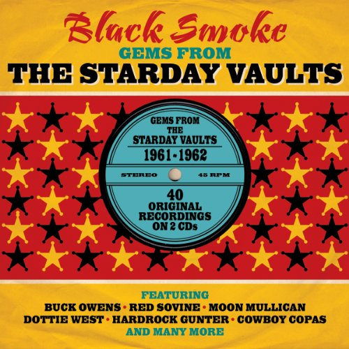 Black Smoke: Gems from the Starday vaults 1961-62
