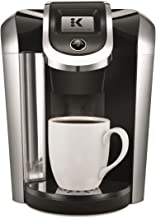 Keurig K475 Coffee Maker, Single Serve K-Cup Pod Coffee Brewer, Programmable Brewer, Black