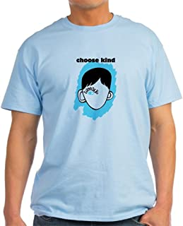 CafePress Wonder Choose Kind Light T-Shirt Cotton T-Shirt