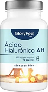 Ácido Hialurónico en cápsulas - 525mg