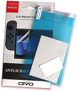 Película Anti-Riscos 9H OIVO Para Nintendo Switch