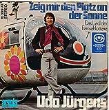 Zeig mir den Platz an der Sonne - Udo Jürgens - Single 7