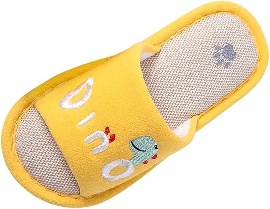 Pantuflas Animales Niños Niñas Zapatillas Casa Interior y Exterior Babuchas Comoda Peludas Slippers Ortopedicas Zapatos Botines Antideslizante Disfraz Dinosaurios Juguetes