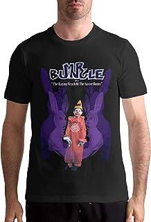 Camiseta Mr Bungle para Hombre Camiseta Divertida Camiseta Casual de Manga Corta a la Moda
