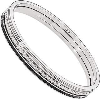 Calvin Klein Astound Two Tone 8 inches Bracelet KJ81BD05010M