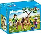 PLAYMOBIL Dierenarts met pony's