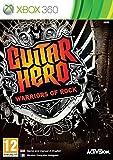 Guitar Hero 6: Warriors of Rock - Game Only (Xbox 360) [Edizione: Regno Unito]