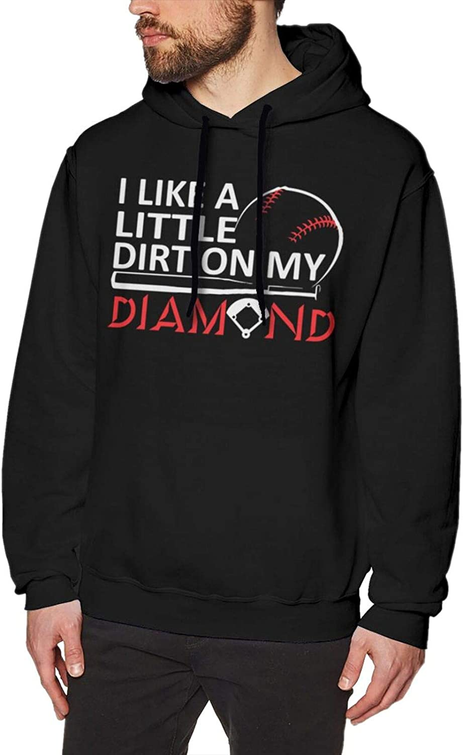 Popular brand in the world RHRFOL Casual Unisex Hoodie Sweatshirt I All items free shipping m dirt a on little like
