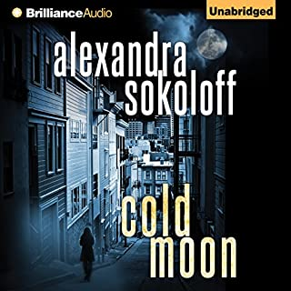 Cold Moon audiobook cover art
