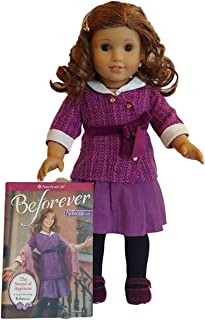 American Girl - Beforever Rebecca Doll & Paperback Book