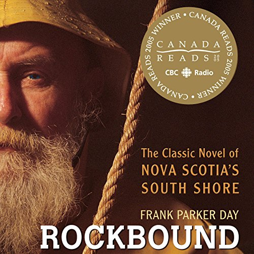 Rockbound audiobook cover art