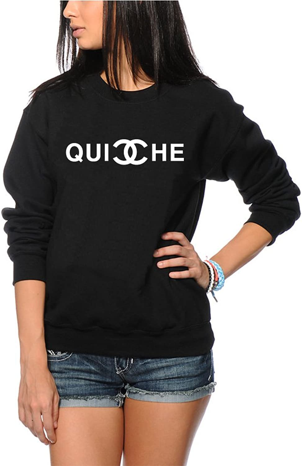 Hotscamp Adults Unisex Sized Ja'mie Quiche King Private Jumper Sweatshirt