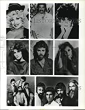Historic Images 1986 Press Photo Dolly Parton, Lionel Richie of 20th Annual Country Music Awards - 10.25 x 8 in