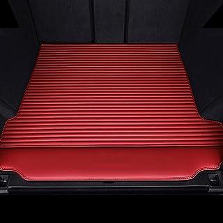 Compatibile con Porsche Macan Tappetini per Bagagliaio Auto Tappeto per Auto Auto Protezione Custodia Auto Protezione del Bagagliaio Dellauto Resistente alla Polvere all Inclusive Color : Black