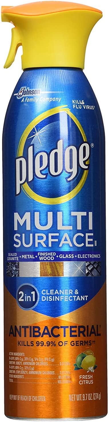 Pledge Multi Surface Citrus Cleaner Antibacterial Ranking TOP18 Translated