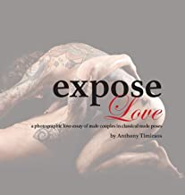 expose Love: a photographic love essay of male couples in classical nude poses