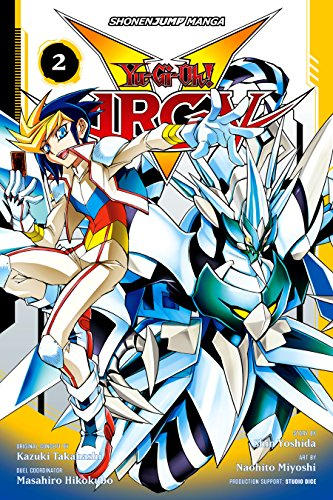 Yu-Gi-Oh! Arc-V, Vol. 2: Turbo Duel!! (English Edition)