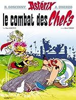 Astérix - Le combat des chefs - n°7 de René Goscinny