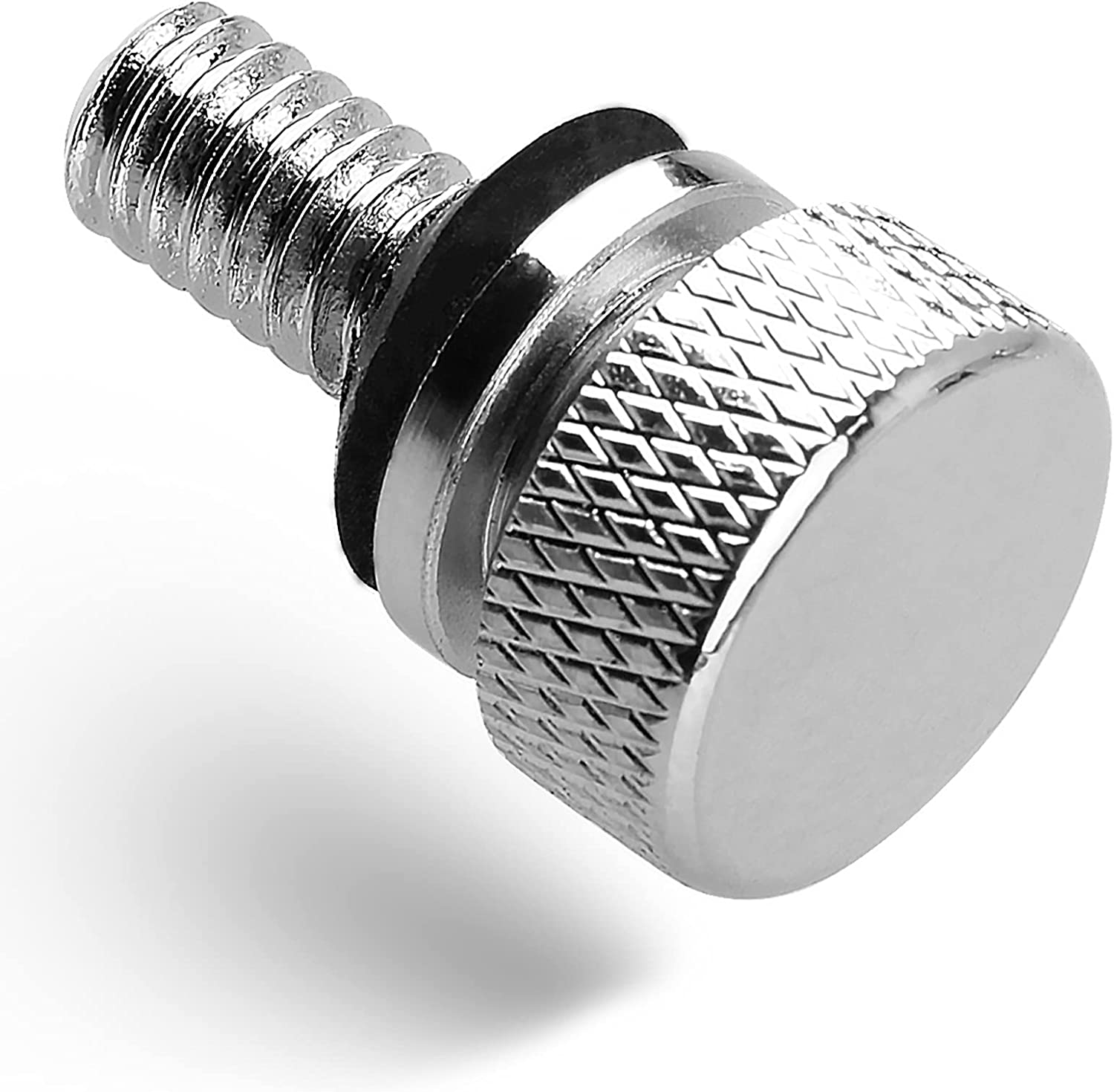 Stainless Latest item Steel Seat Bolt Rear All stores are sold Screw Mount Compatible Chrome wit