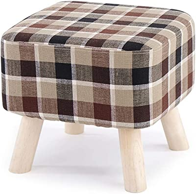 Amazon.com: Taburete de madera para niños, creativo y bonito ...