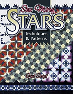 Sew Many Stars: Techniques and Patterns