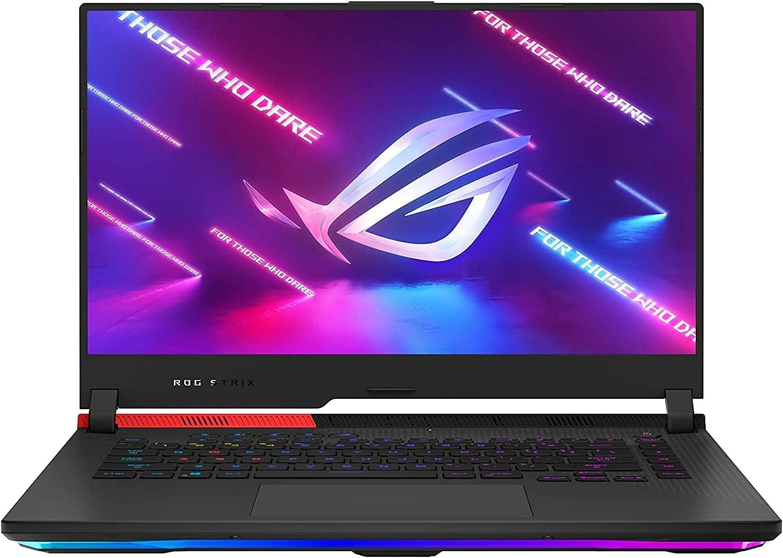 """ASUS ROG Strix G15 Gaming Laptop FHD IPS 300Hz Displ mart 15.6"""" overseas"""