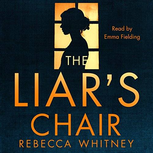 The Liar's Chair audiobook cover art
