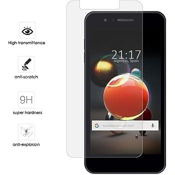 Tumundosmartphone Protector Cristal Templado para LG K9 Vidrio ...