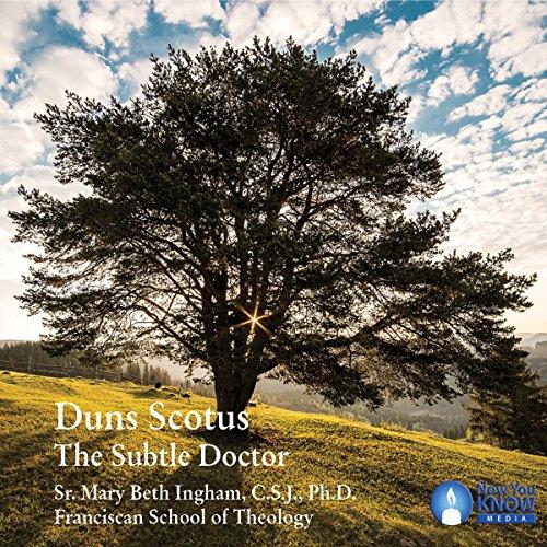 Duns Scotus: The Subtle Doctor audiobook cover art