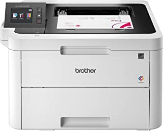 Brother HL-L3270CDW Compact Wireless Digital Color Printer with NFC, Mobile Device and Duplex Printing - Ideal for Home and Small Office Use