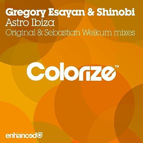 Amazon.com: Astro Ibiza: Gregory Esayan & Shinobi: MP3 Downloads