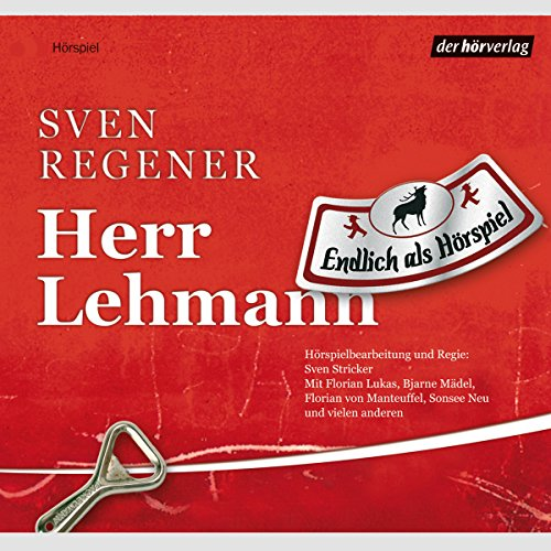 Herr Lehmann audiobook cover art
